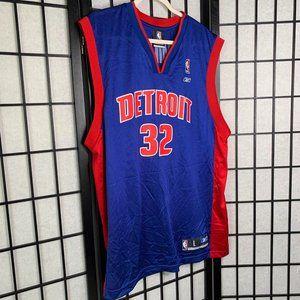 NBA Detroit Pistons Basketball Jersey L